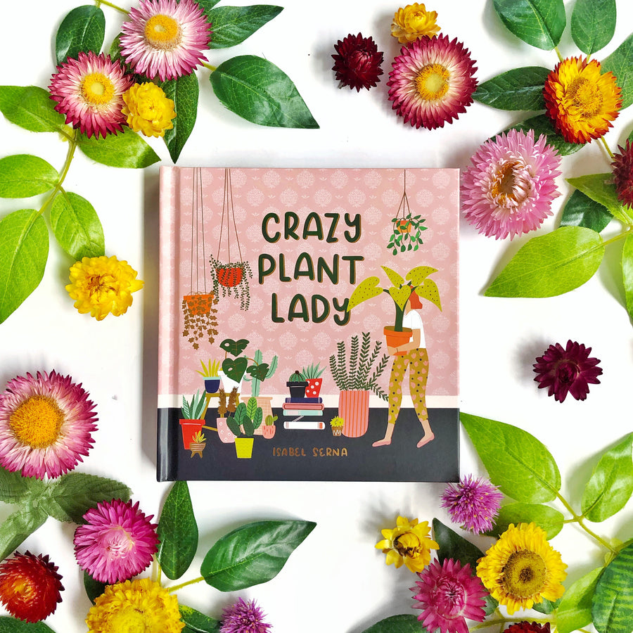 Crazy Plant Lady - The Quirky Cup Collective