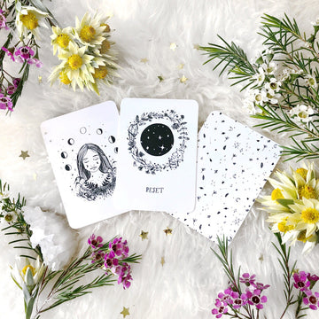 The Mini Moon Deck - The Quirky Cup Collective