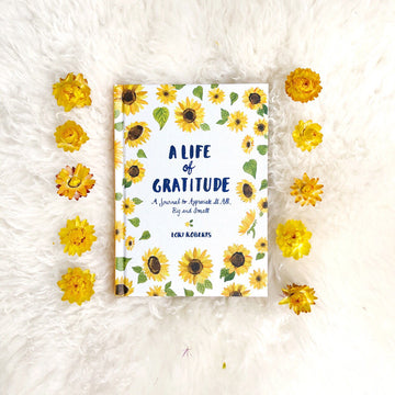 A Life of Gratitude Journal - The Quirky Cup Collective