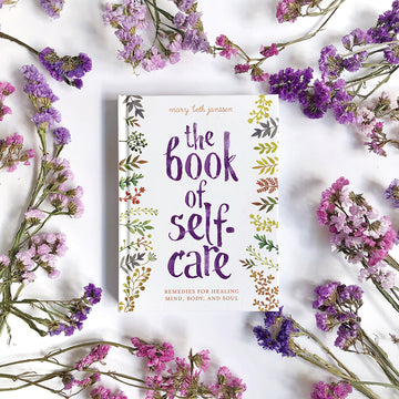The Book of Self Care - The Quirky Cup Collective