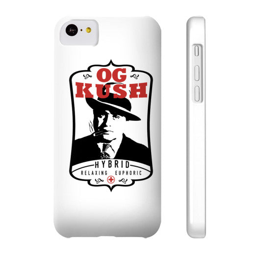 The Original OG Kush Signature Series Phone Case  Kushvana