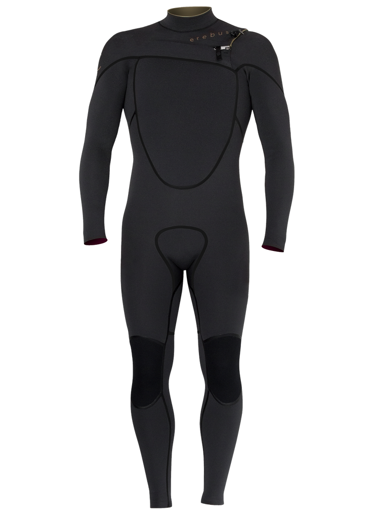 3.5mm / 2 mm 'Ultimate Series' steamer wetsuit - Erebus Wetsuits Best Reviews