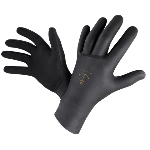 3mm 'Ultimate Series' Gloves - Erebus Wetsuits Best Reviews