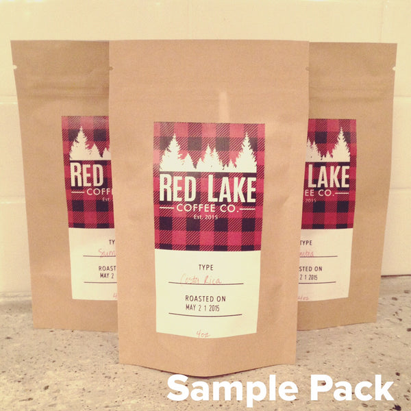 ROASTER'S CHOICE (SAMPLE PACK)