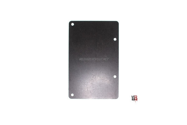 Gold Mount Cover Plate