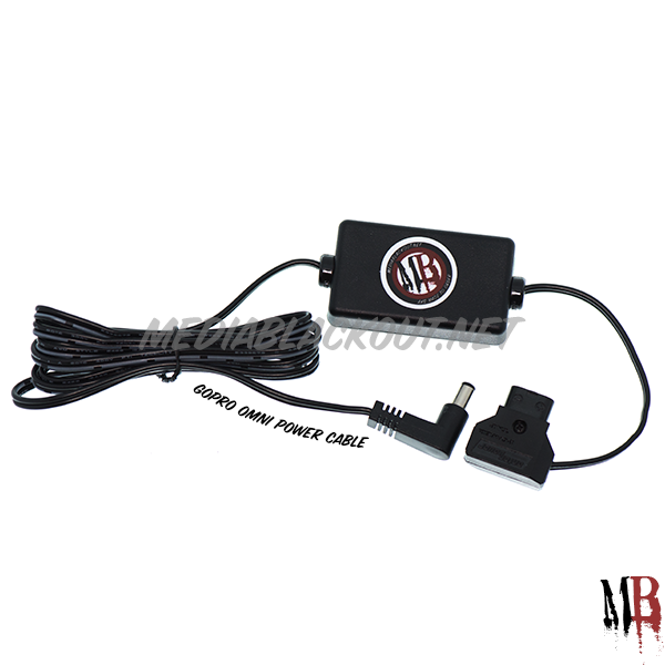 "72"" P-Tap to GoPro Omni Power Cable [Stocked]"