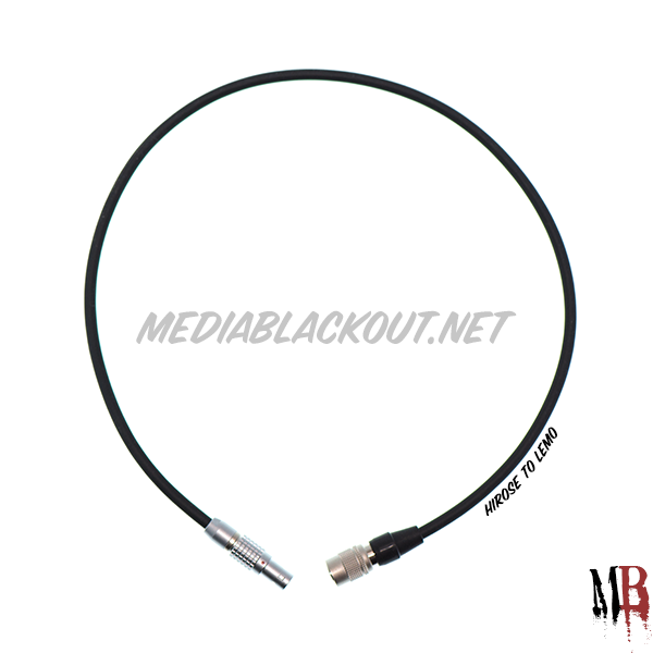 2-Pin Lemo Cable