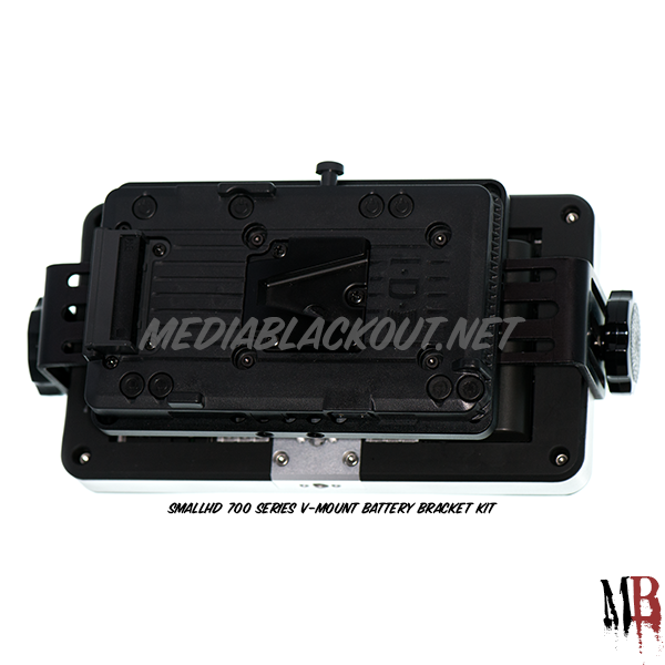 SmallHD 700 Series Battery Bracket Kit