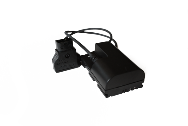 Canon LP-E6 Battery Eliminator