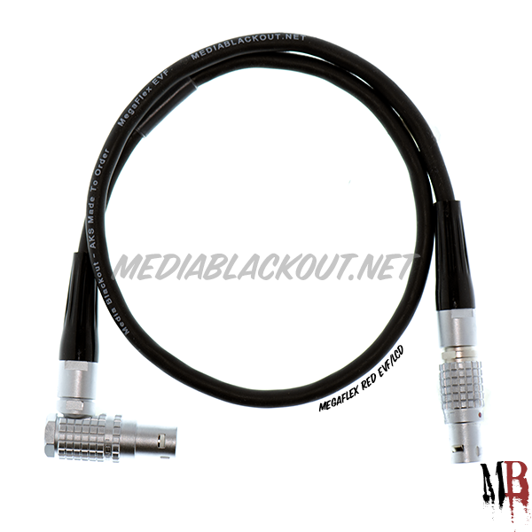 MegaFlex Red LCD/EVF Cable