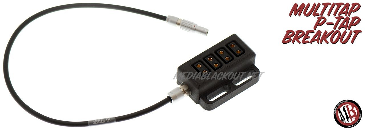 MultiTap P-Tap Breakout Cable