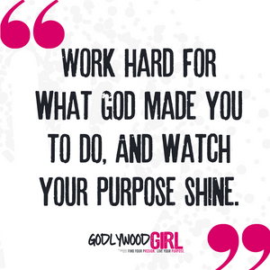 Daily Devotional For Women - You are the work of God's hand.