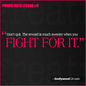 Power Faith Lesson #9