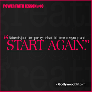 Power Faith Lesson #10