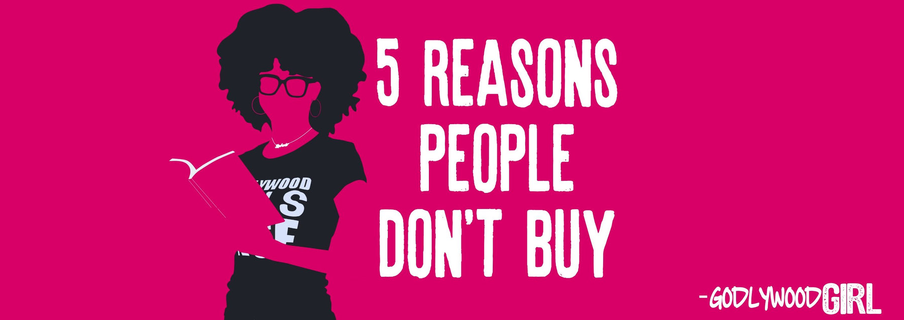 5 Reasons People Aren't Buying Your Christian T-Shirts Online (And How To Fix Them)