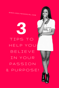 Today's Daily Devotional for Women - Believe in Your Purpose