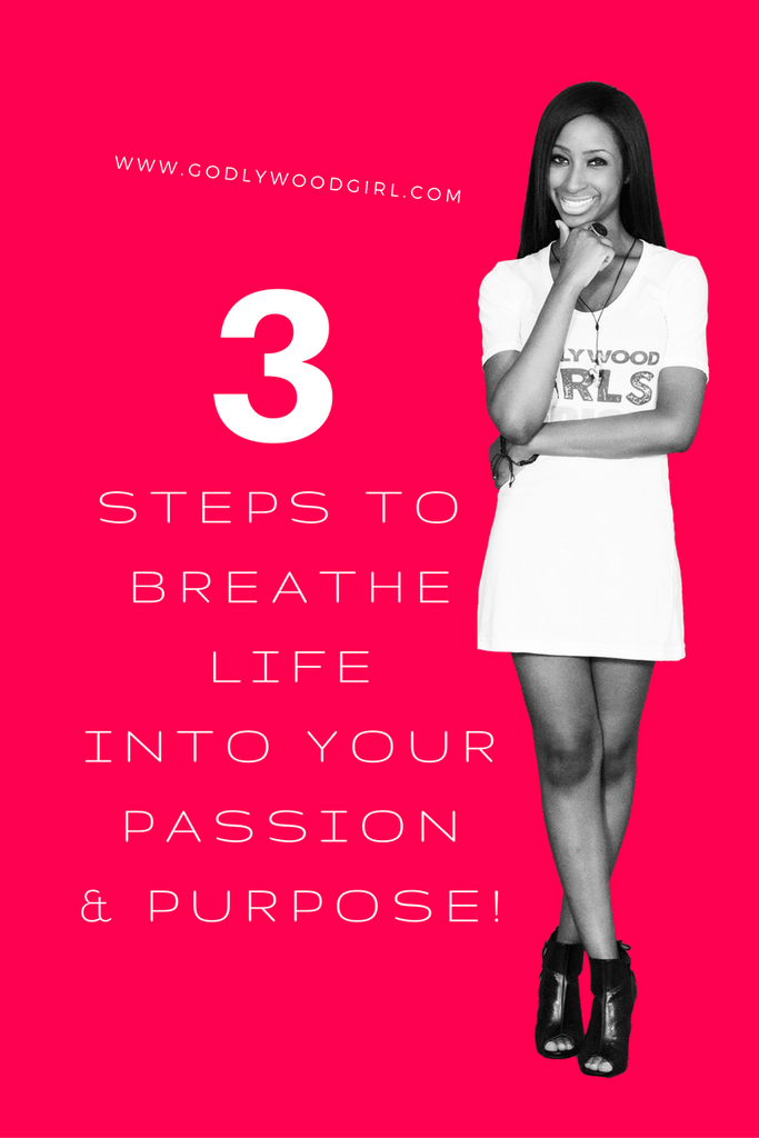 Today's Daily Devotional for Women - How to Breathe Life into Your Purpose