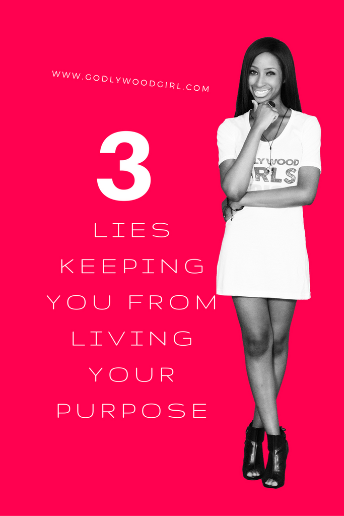Today's Daily Devotional for Women - the 3 Biggest Lies Keeping Your From Purpose