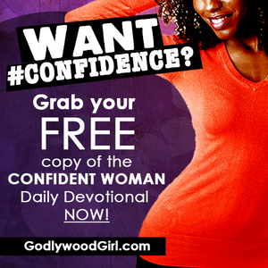 Free Resource - Confident Woman Daily Devotional