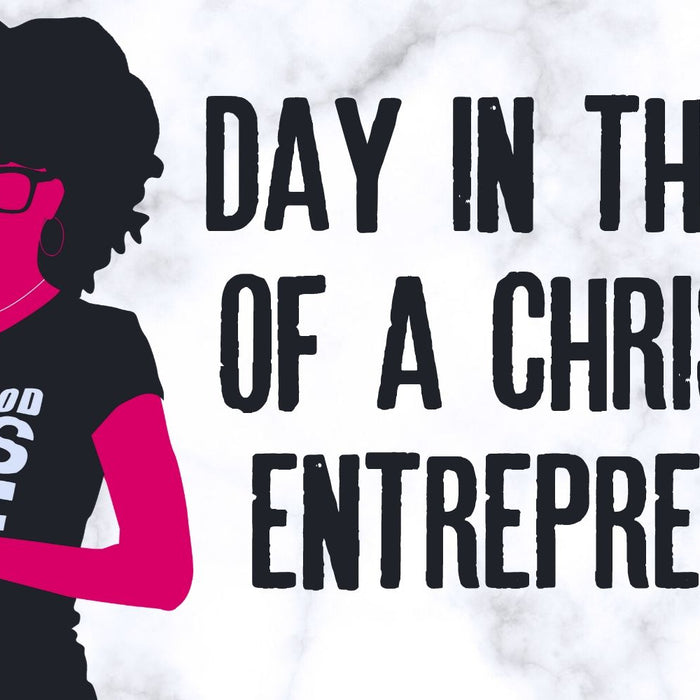 ENTREPRENEUR LIFE VLOG | DAY IN A LIFE OF A CHRISTIAN ENTREPRENEUR (Godlywood Girl Vlog #095) GGTV