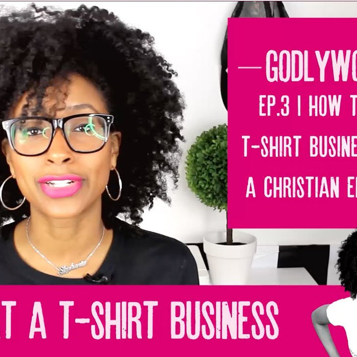 HOW TO START AN ONLINE T-SHIRT BUSINESS IN 2020 (Live Your Purpose As A Christian Entrepreneur Ep 3)