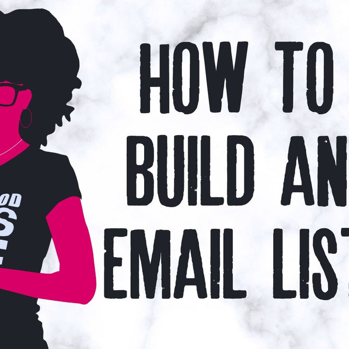 HOW TO BUILD AN EMAIL LIST (Christian Entrepreneur Series) | HOW TO