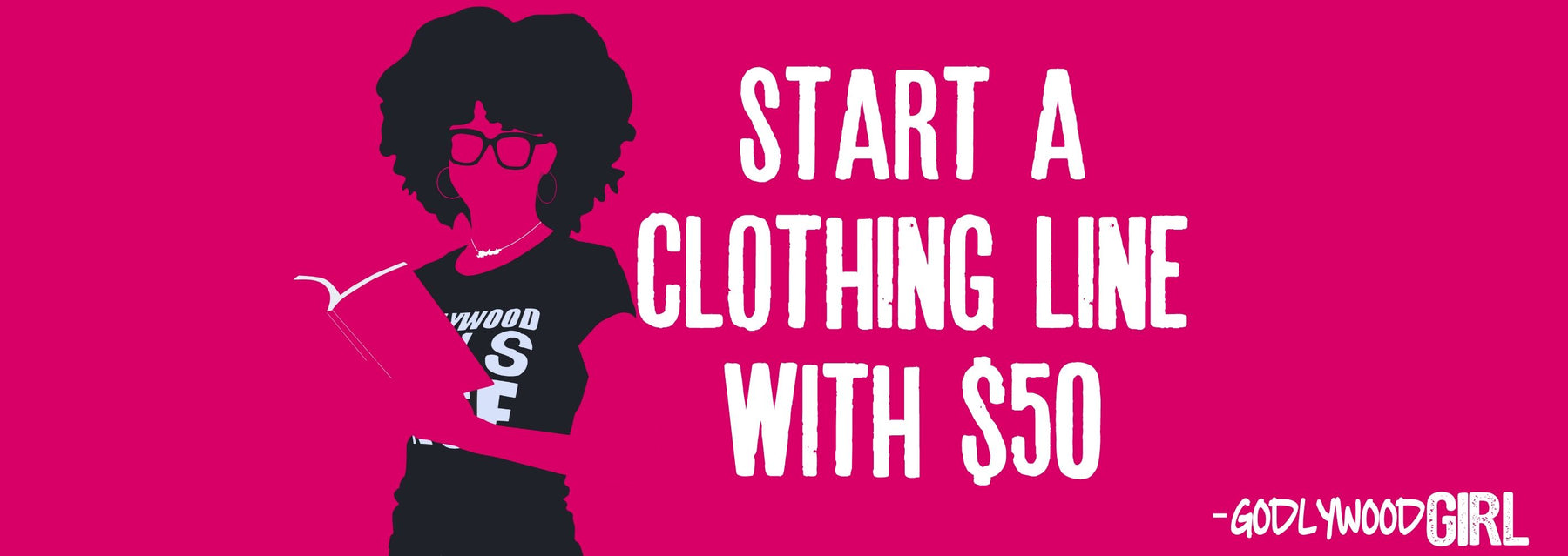 HOW TO START A CLOTHING LINE WITH LESS THAN $50 DOLLARS | (Christian T-Shirt Business Series)