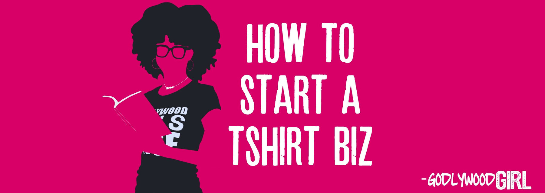 HOW TO START A T-SHIRT BUSINESS ONLINE 2019 (Christian Entrepreneur Series)