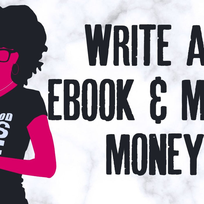 HOW TO WRITE AN EBOOK AND MAKE MONEY (How to Make Passive Income From Ebooks) || HOW TO