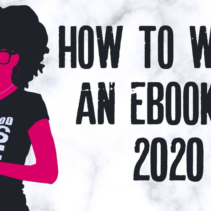 HOW TO WRITE AN EBOOK AND MAKE MONEY ONLINE IN 2020 | AUTHORTUBE | Christian Entrepreneur Series