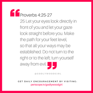 Today's Daily Devotional for Women - Focus and Consistency