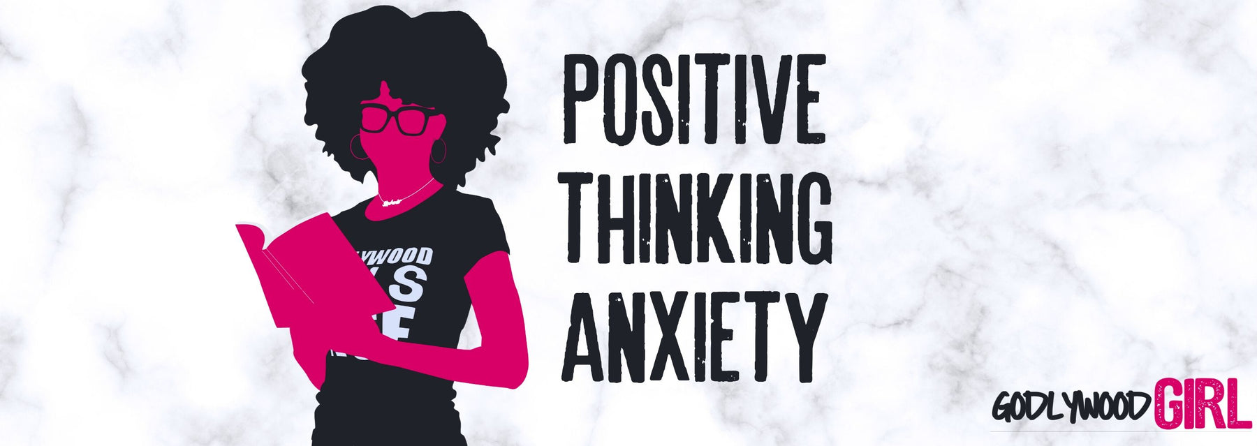 POSITIVE THINKING ANXIETY (How to Break Your Negative Thinking) || HOW TO