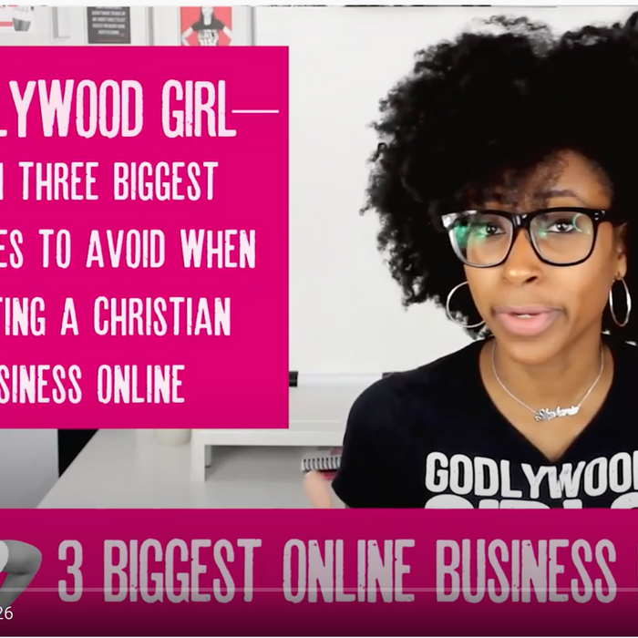 3 Biggest Mistakes When Starting A Christian Business Online | Live Your Purpose Show Ep.6