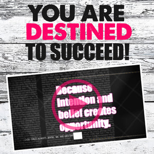 Inspiration Video - Your Are Destined to Succeed!