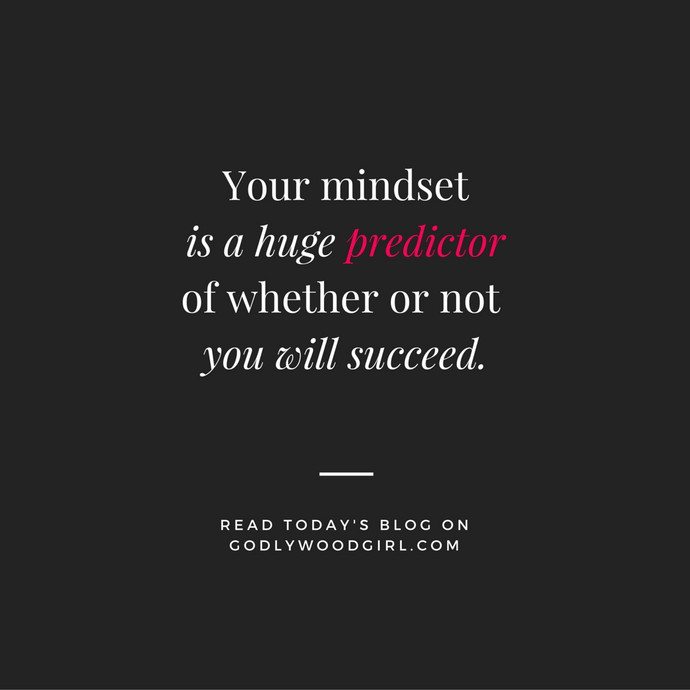 Your Mindset Predicts Your Success