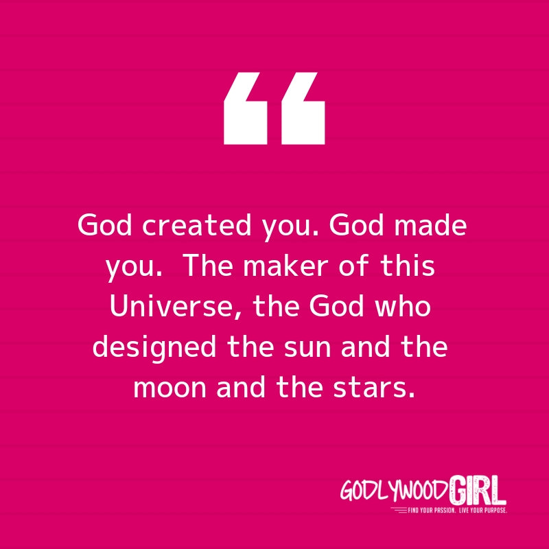 Today's Daily Devotional For Women – You are God's Workmanship.