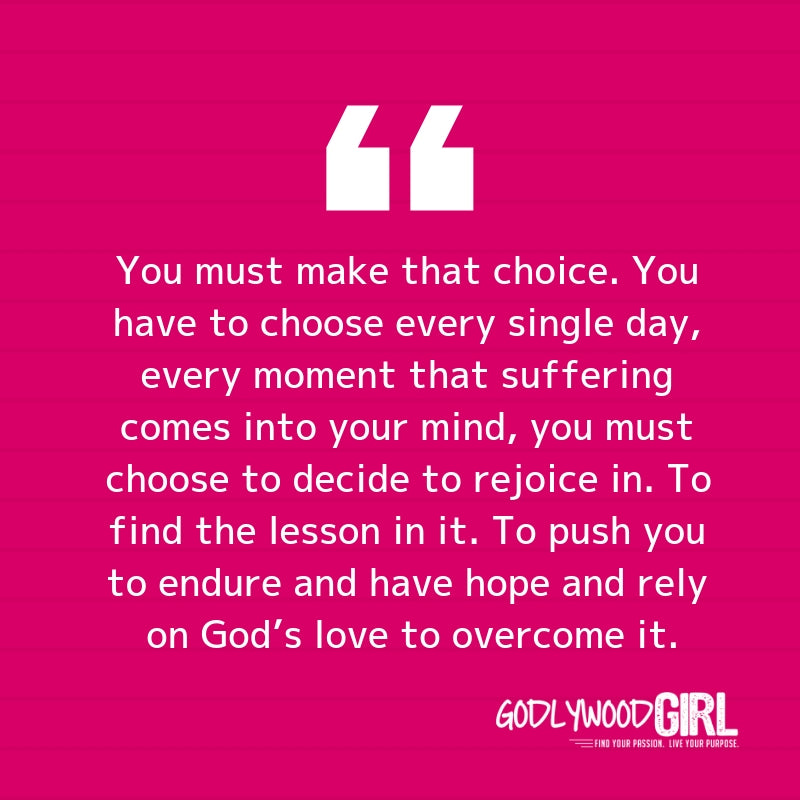Today's Daily Devotional For Women – You are made to endure.