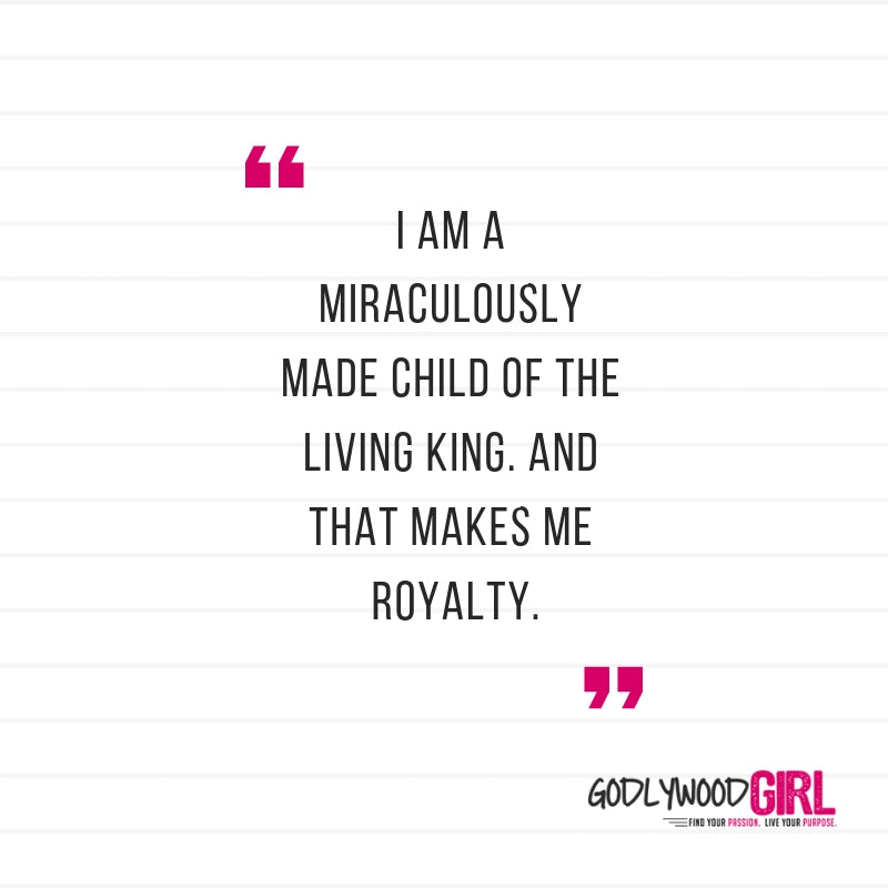 Today's Daily Devotional For Women – You are miraculously made.