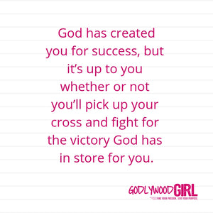 Today's Daily Devotional For Women – Fight For Your Profit.