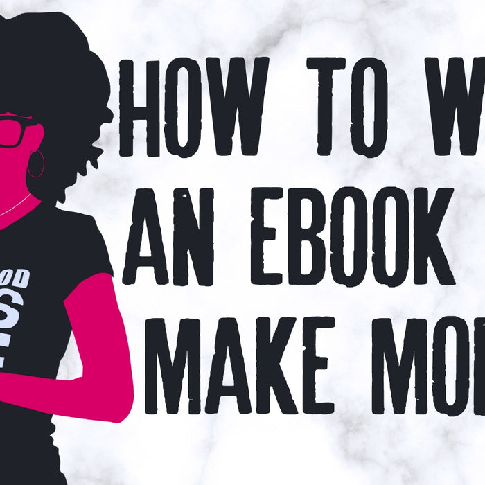 HOW TO WRITE AN EBOOK AND MAKE MONEY WITH A COACHING PROGRAM |How to Make Passive Income From Ebooks