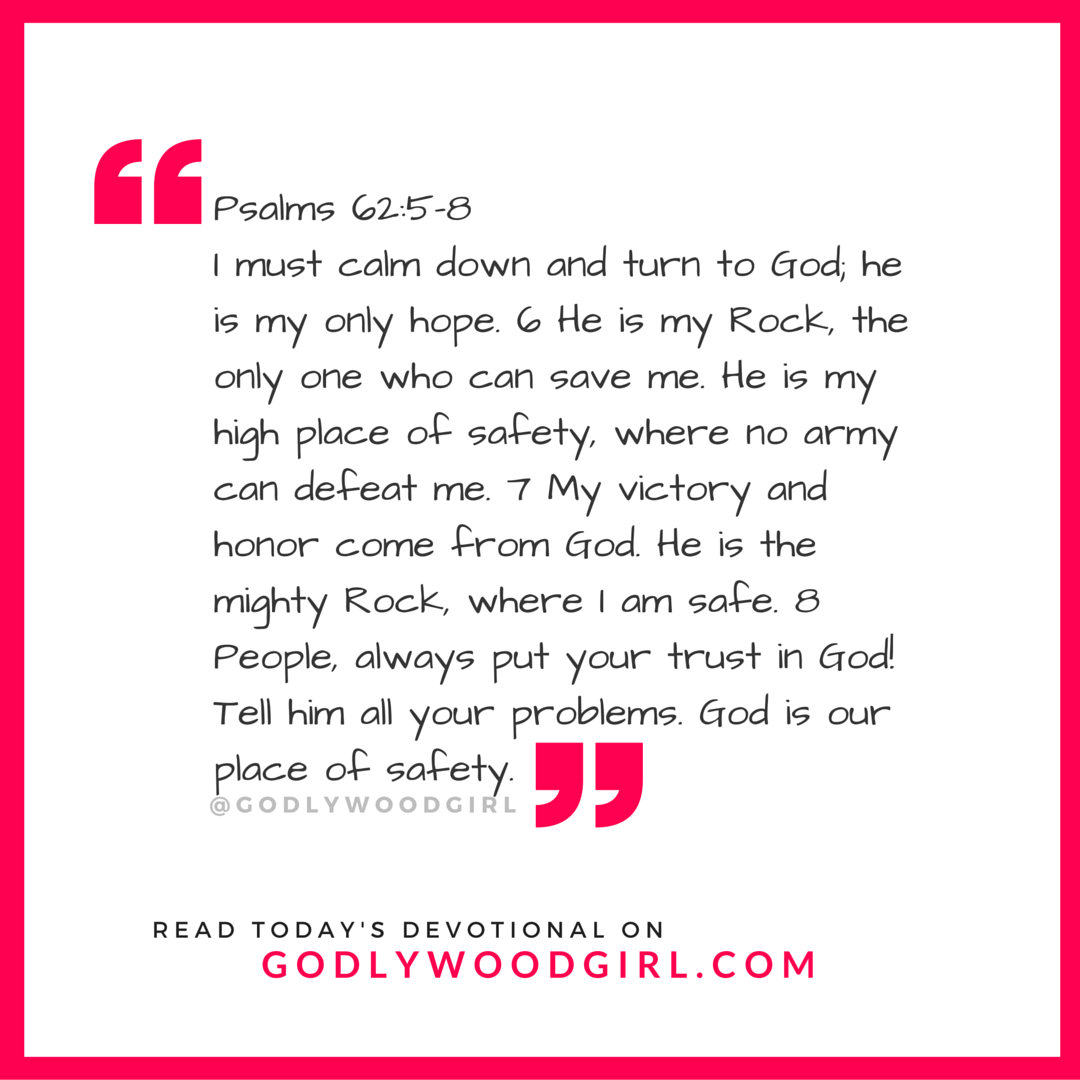 Today's Daily Devotional for Women - Be who God made you to be