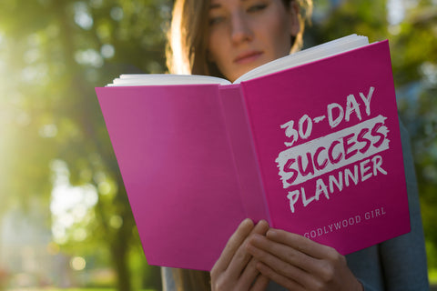 30 Day Success Planner