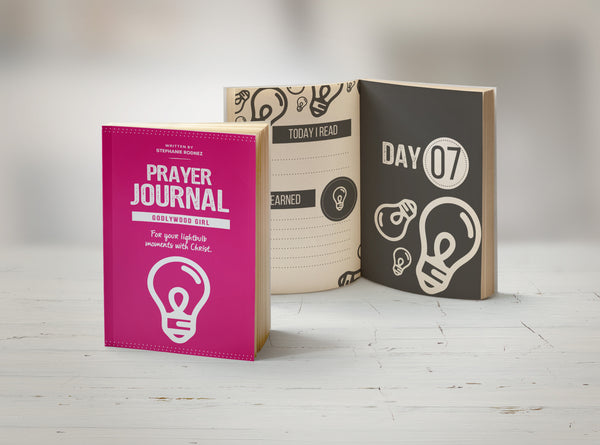 Godlywood Girl Prayer Journal