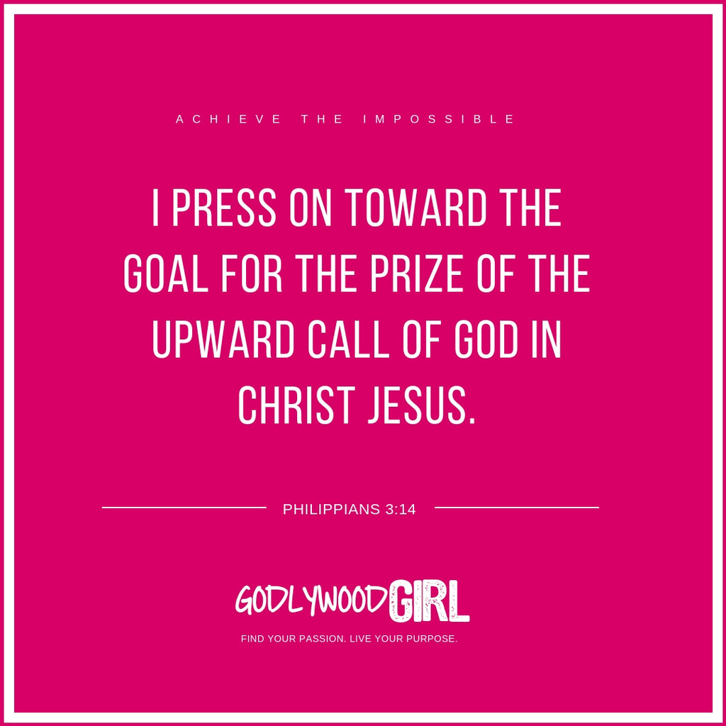 today's daily devotional for women - Godlywood Girl