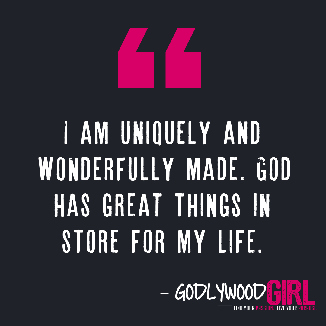 Affirmations For Women - Godlywood Girl