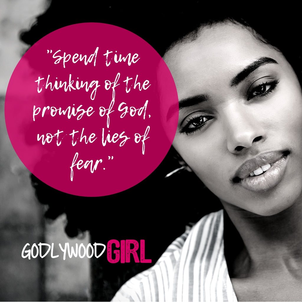 daily devotional for women - Godlywood Girl