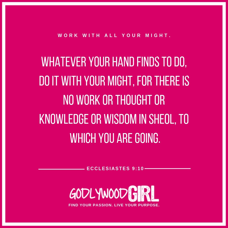 daily devotional for women- godlywoodgirl