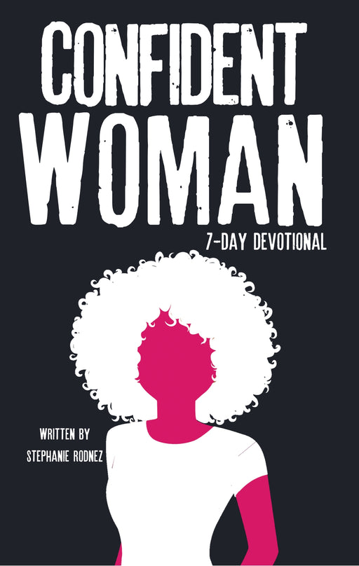 The Confident Woman eBook - 7-Day Devotional (Digital Product Only)