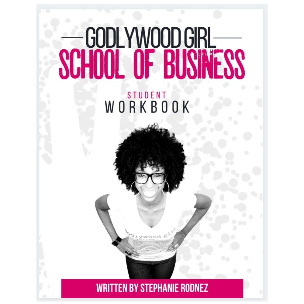 Godlywood Girl School Of Business Student Workbook