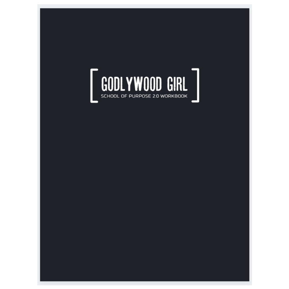 Godlywood Girl School Of Purpose Student Workbook